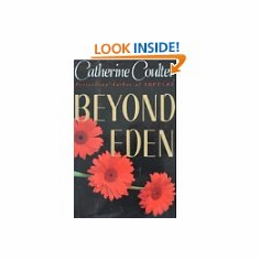 Beyond Eden : Catherine Coulter (Hardcover, 1992), used