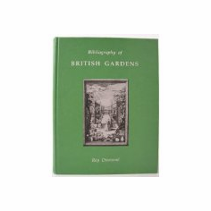 Bibliography of British Gardens : Ray Desmond (Hardcover, 1988), used