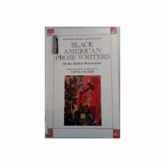 Black American Prose Writers of the Harlem Renaissance (Paperback, 1994), used