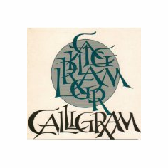 Calligram : Norman Bryson (Paperback, 1988), used