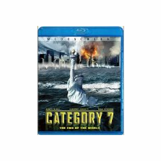 Category 7: The End of the World [Blu-ray] New