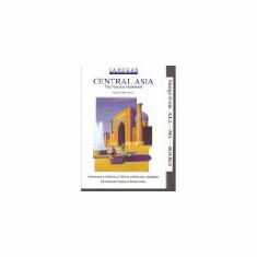 Central Asia : Giles Whittel (Paperback, 1994), used