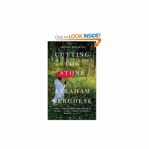 Cutting for Stone by Abraham Verghese (Paperback) NEW