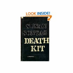 Death Kit : Susan Sontag (Hardcover Textbook, 1967), used
