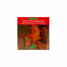 Decoupage (Hardcover, 1998), used