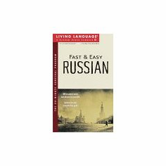 Fast and Easy Russian : Living Language (Audio, 1998), new