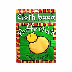 Fluffy Chick and Friends : Cloth Book (Book, new) by Roger Priddy , Staff of Priddy Books (Book, new)