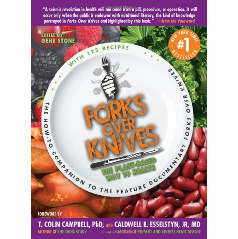 Forks Over Knives: The PlantBased Way to Health (Book, new)