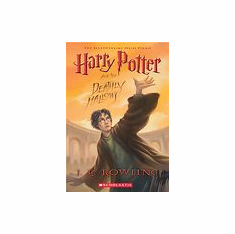 Harry Potter and the Deathly Hallows (Book 7) (Paperback), new book