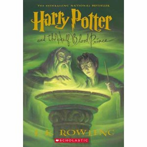 Harry Potter and the Half-Blood Prince (Book 6) (Paperback) by JK Rowlings