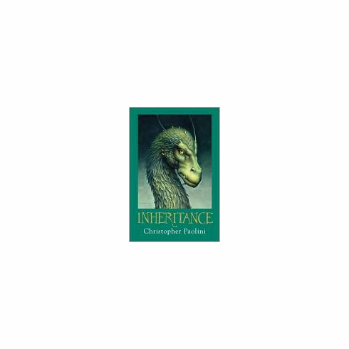 Inheritance by Christopher Paolini (2011, Hardcover) (Books, new)
