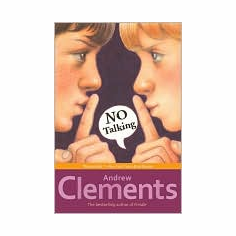 No Talking (Book, new) by Andrew Clements , Mark Elliott