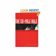 The 50-Mile Rule : Judith Brandt (Paperback, 2002), used