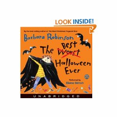 The Best Halloween Ever : Barbara Robinson (Audio, 2004), used