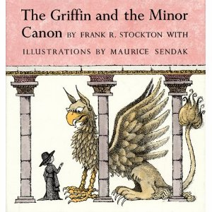 The Griffin and the Minor Canon : Frank R. Stockton (Hardcover, 2005), new