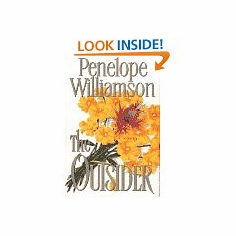 The Outsider : Penelope Williamson (Hardcover, 1996), used