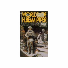 The Worlds of H. Beam Piper : John Carr (Paperback, 1986), used