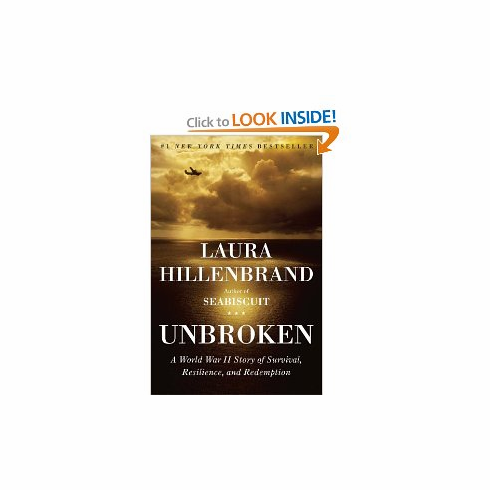 Unbroken: A World War II Story of Survival, Resilience, and Redemption (Book, new)