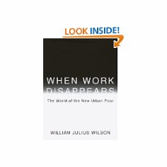 When Work Disappears : William Julius Wilson (Hardcover, 1996), used