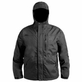 Gage Weather Boss Waterproof Breathable Hooded Jackets -Black