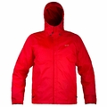 Gage Weather Watch 300-420D Waterproof Breathable Hooded Jacket-Red
