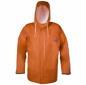 Grundens Brigg 40 Hooded Jacket PVC/Cotton