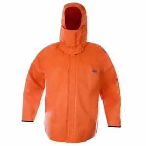 Grundens Extreme 4000 Triple Thickness Hooded Jacket PVC/Cotton