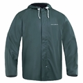 Grundens Petrus 82 Parka Hooded Jackets PU/Poly -Green