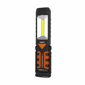 Nebo Workbrite 2 Magnetic High Power 220 Rechargeable LED Work Light 6305