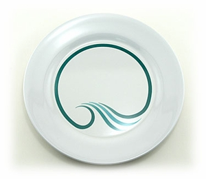 "Non-Skid Anchorline 8"" Salad Plate"