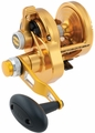 Penn Torque Lever Drag 2-Speed Conventional Reels