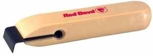 "Red Devil 1"" Single-Edge Paint Scraper Mfg# 3010"