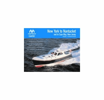 Region 3 New York To Nantucket And To Cape May Nj 11th Edition