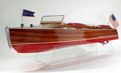1930 24' Chris Craft Mahogany Runabout