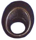 """Cable Hawse, 5/8 x 1/2"""""""