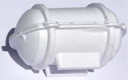 """Lifeboat Canister, 1-7/8"""""""
