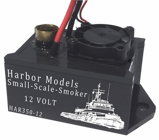 Small-Scale Smoker - 12 Volt