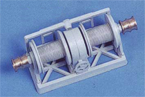 "Net Winch, 3-7/16"" (87mm)"