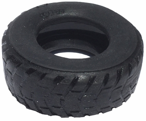 "Rubber Tire, 3"" Diameter"