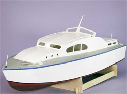 "Sea Queen 46"" Cabin Cruiser"