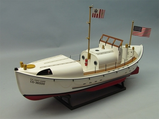 US Coast Guard 36500 36' Motor Lifeboat