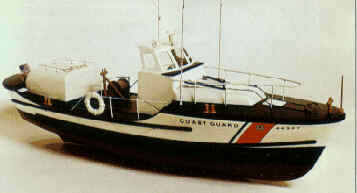 US Coast Guard Lifeboat