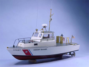 US Coast Guard Utility Boat
