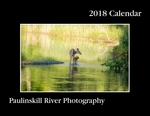 Set of Paulinskill River Photography 2018 Calendars