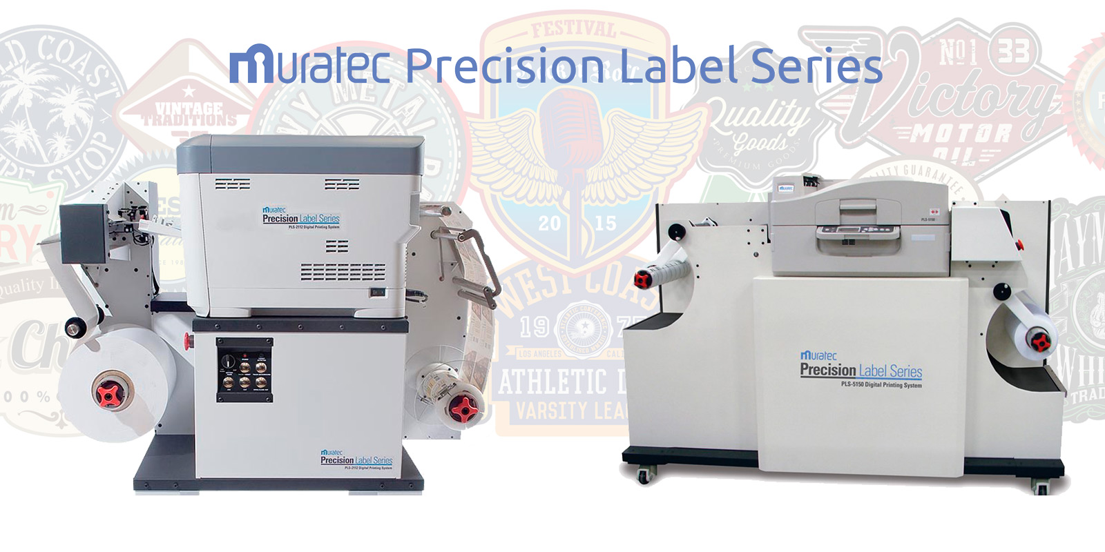 Muratec Precision Label Series