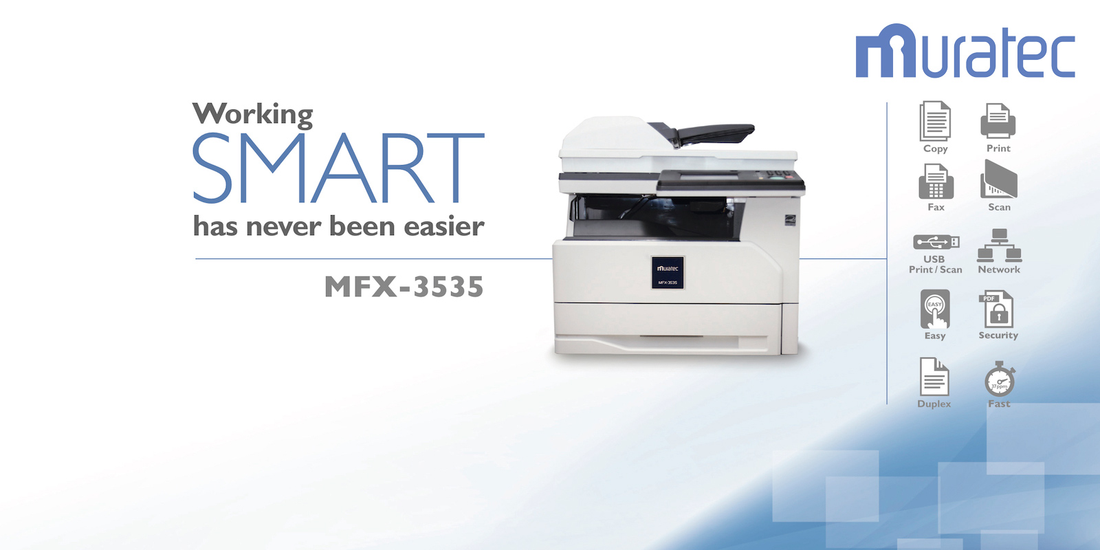 Muratec MFX-3535 Monochrome Copier
