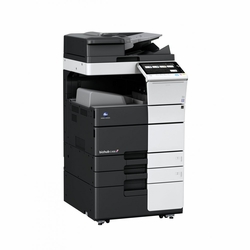 Konica Minolta bizhub C458 Multifunction Color Copier