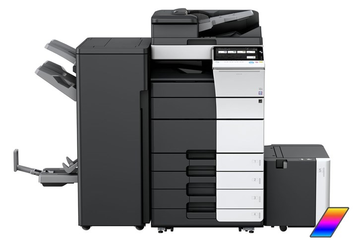 Muratec MFX-C4590 Multifunction Color Copier