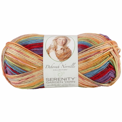 Knitting Warehouse Shipping : Deborah norville collection serenity garden yarn gems