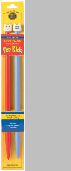 Knitting Tools For Kids : Knitting needles for kids in size mm